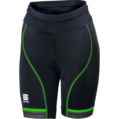 SPORTFUL GIRO NOHAVICE - black / green