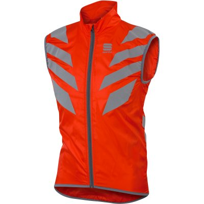 SPORTFUL REFLEX VESTA - red