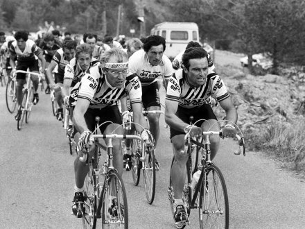 Legendy Tour de France: Bernard Hinault