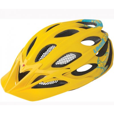 LIMAR ULTRALIGHT+ MTB PRILBA - matt yellow